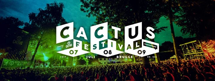 Nieuwe namen Cactusfestival 2017 met Newmoon en The Temper Trap