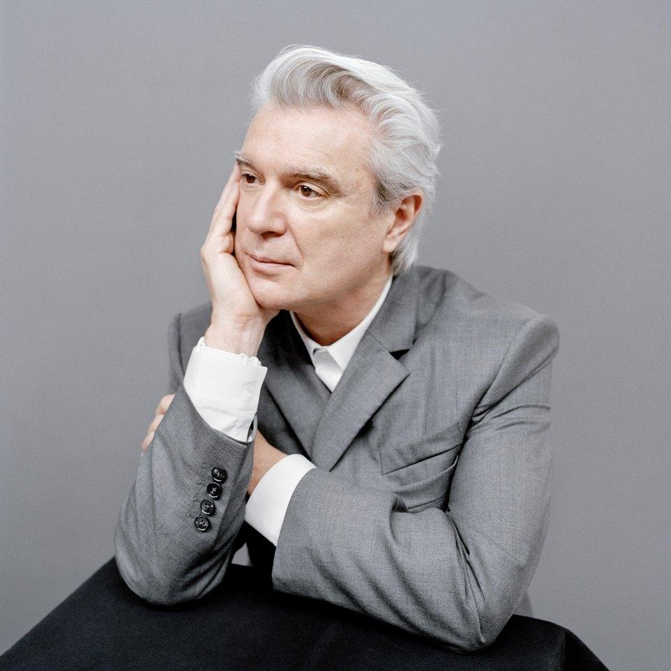 David Byrne naar Rock Werchter 2018