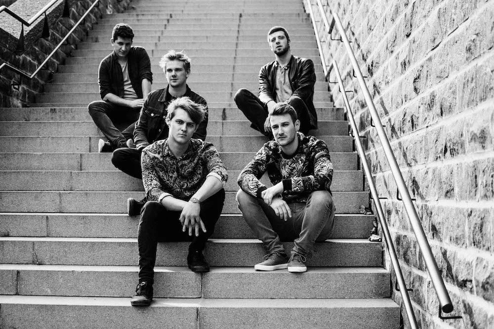 """Nieuwe single The Lighthouse – """"Catch Fire"""""""