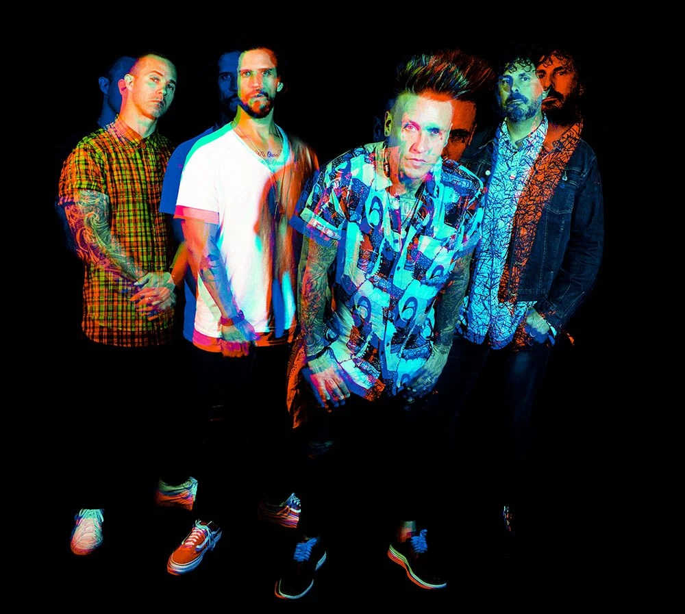 """Nieuwe single Papa Roach – """"Not the Only One"""""""