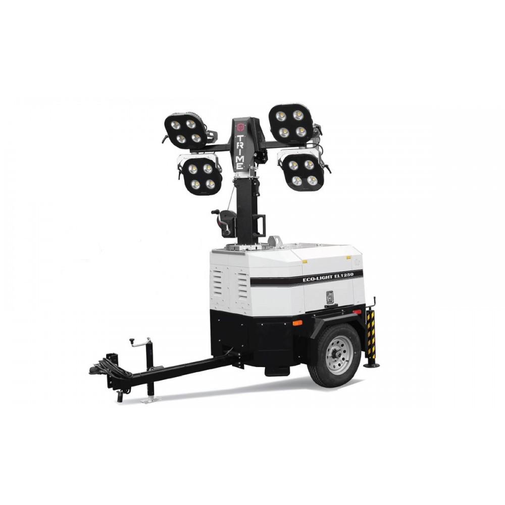 trime el1250 eco light led light tower