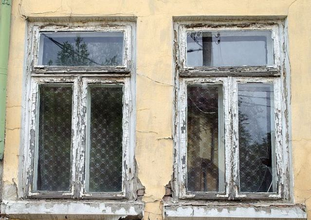 Window repair - Rotting Window