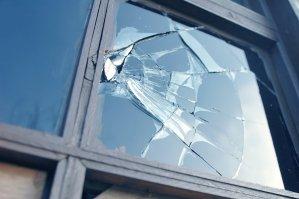 Glass Repair - Broken Window