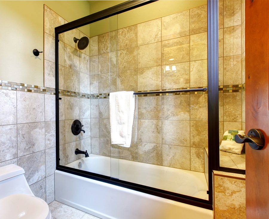 Glass Tub and Shower Enclosures -