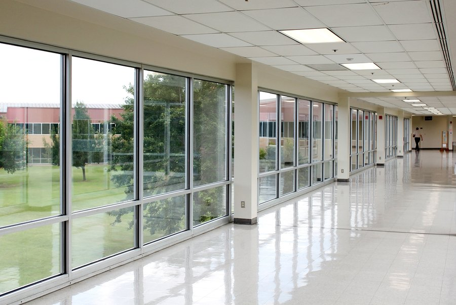 Commercial Glass Types – Public Buildings