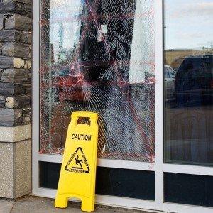 emergency glass repair