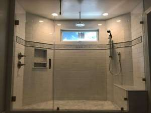 Shower Glass - Dans Glass Concord