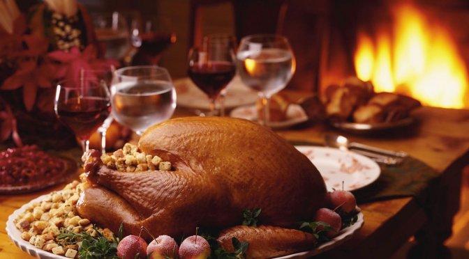 Indbydelse til Thanksgiving