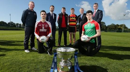 Danske Bank renews sponsorship - Ulster Schools GAA