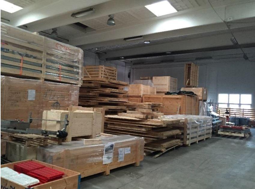 Attraktivt lagerlejemål på 600 m2 tæt på motorvejen
