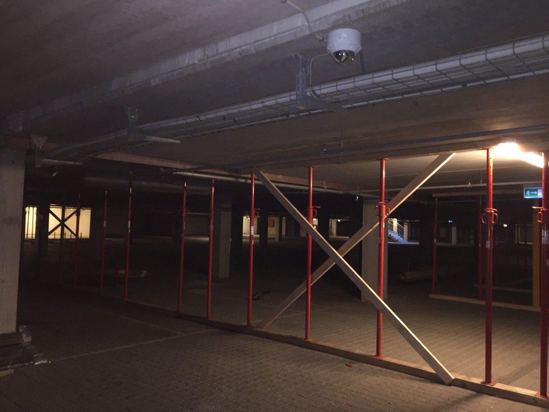 Stor parkeringskælder til salg i – Hulgårdshave – beliggende Gråspurvevej 1, 2400 København NV