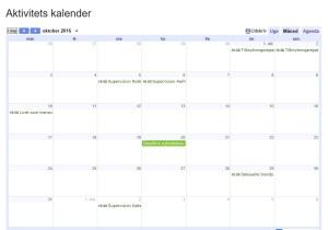 dansk sexolog forening aktivitetskalender
