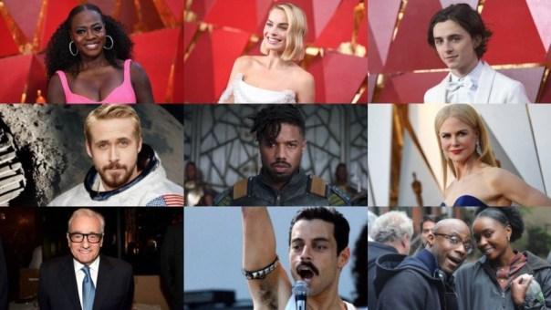 Se Oscar uddelingen på nettet