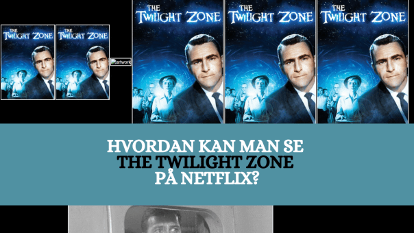 twilight zone på netflix