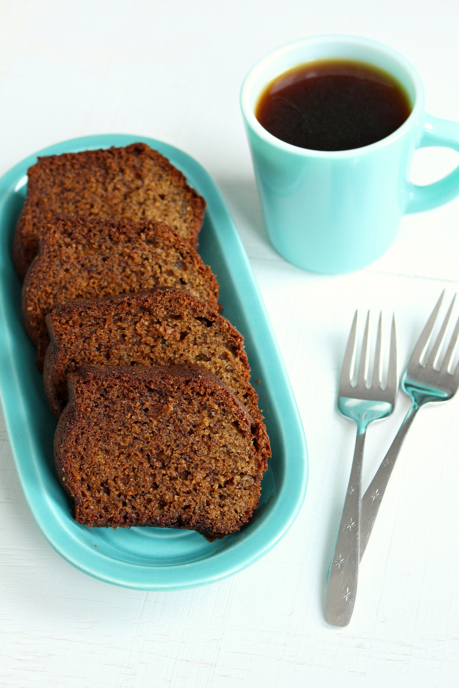 Quick + Delicious Banana Bread Recipe