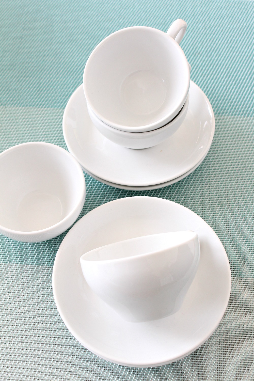 Update an old china set