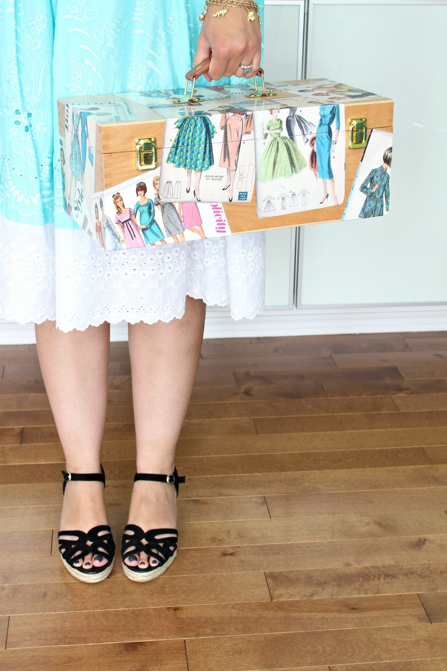 What To Do With Vintage Patterns