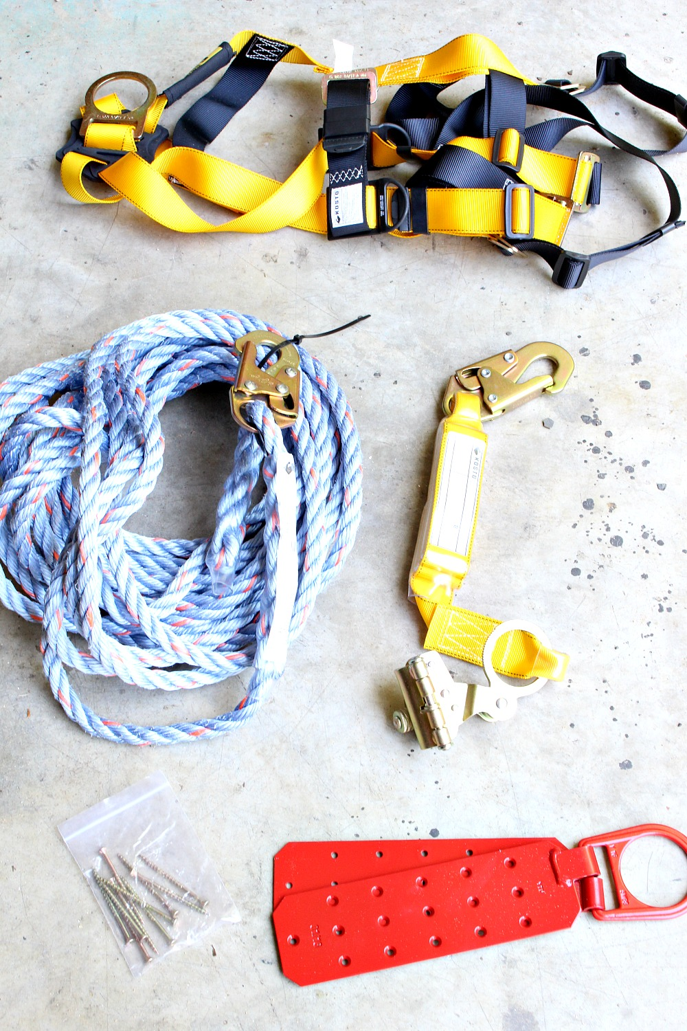 Roofer Safety Kit Review