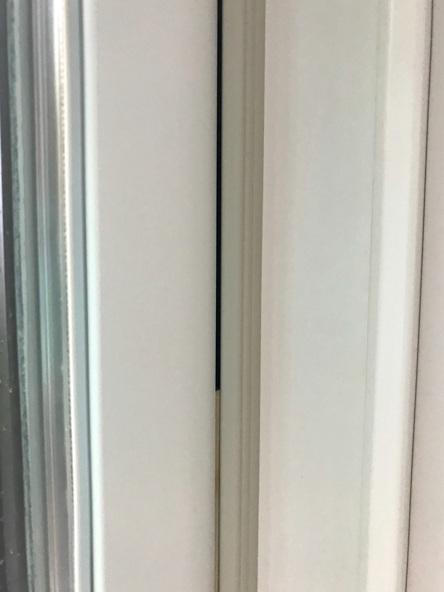Marvin Integrity Sliding Door Leaking Cold Air