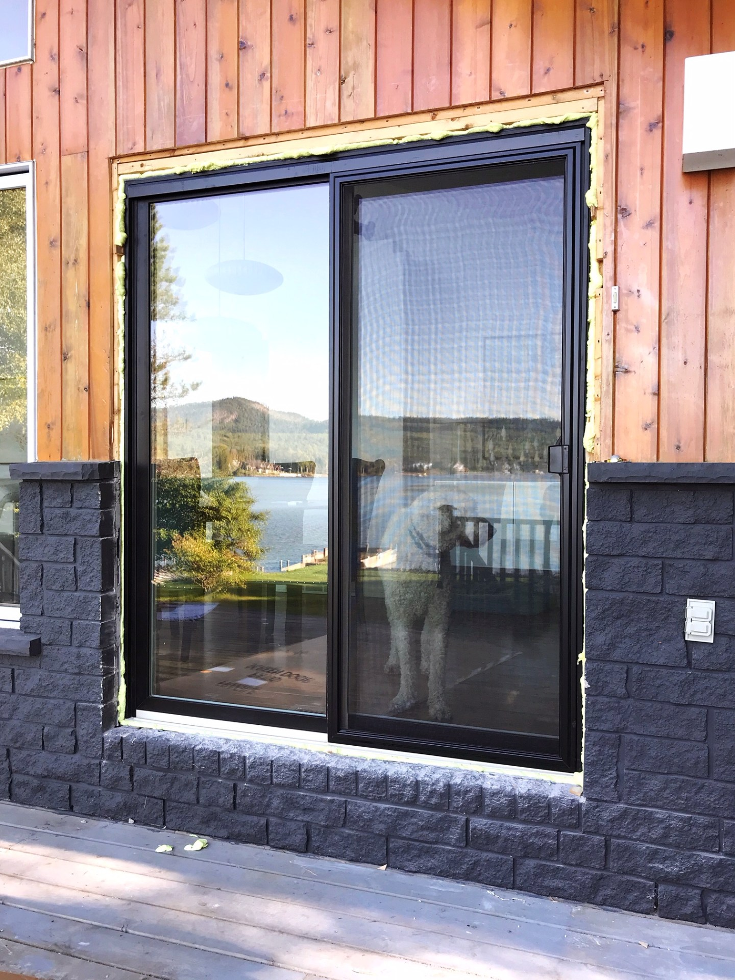 Why We Hate Our Marvin Integrity Sliding Door, Why We Changed Our Patio Doors + Why I Now Think Garden Doors Are Better Than Sliding Patio Doors
