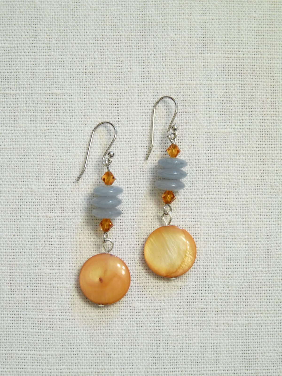 DIY Beaded Earrings | 15 Beautiful Handmade Mother's Day Gift Ideas