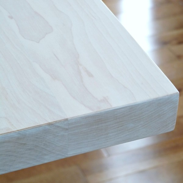 HOW TO MAKE SOLID WOOD COUNTERS