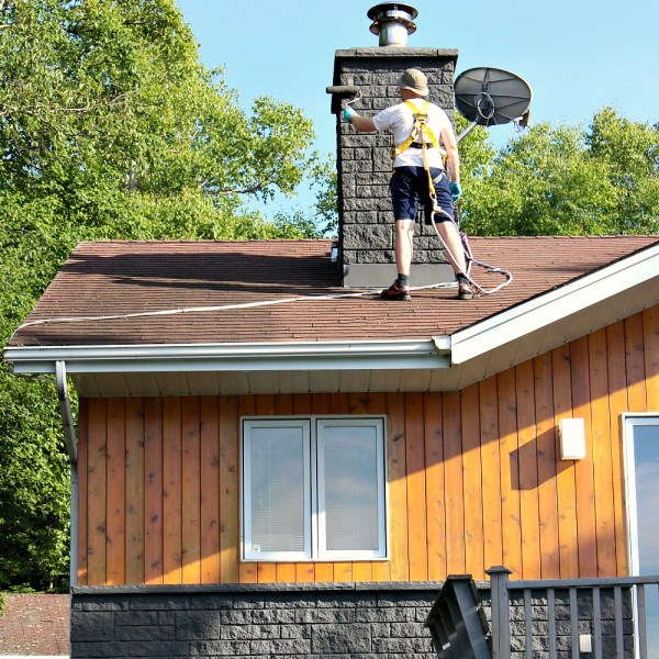 HOW TO PAINT STONE HOUSE EXTERIOR