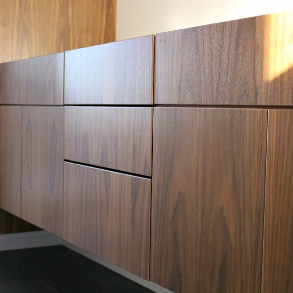 HOW TO INSTALL FLOATING BATHROOM CABINETRY