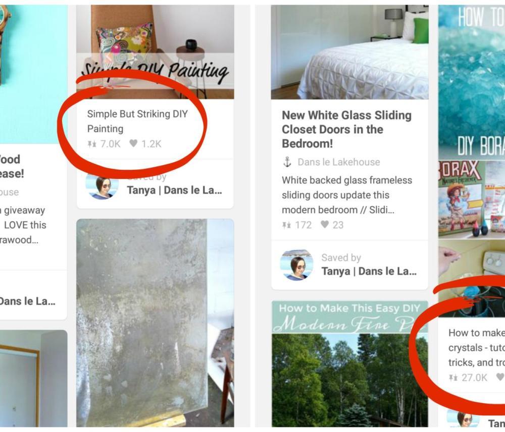 Pinterest Growth Hacks