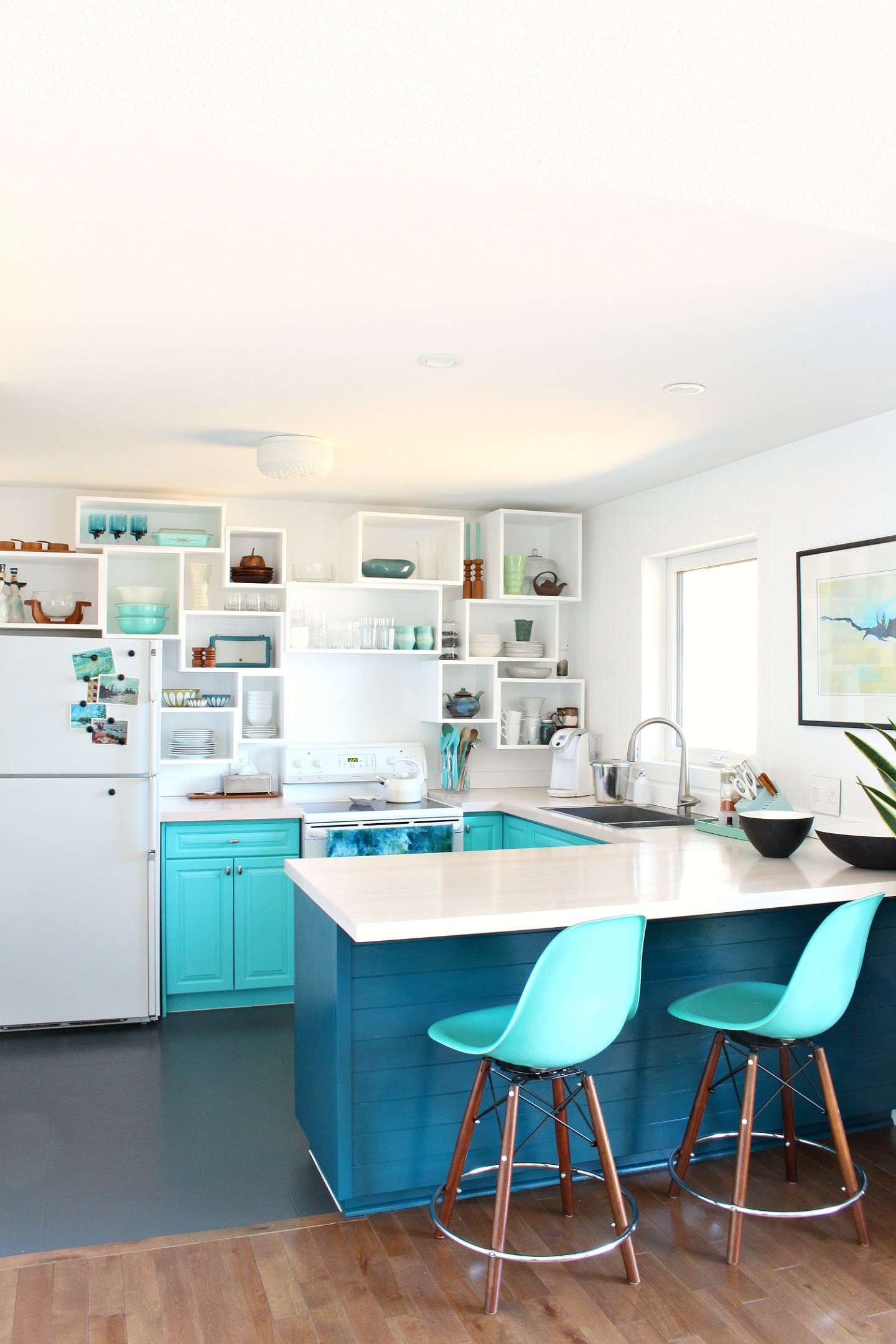 How to Build Wall Cubbies   Fresh Take on Kitchen Open Shelving. Unique and Fun DIY Kitchen Design Idea. Wall Cubbies Idea with Wall Cubbies DIY Tutorials. Kitchen Open Shelving Ideas for Small Spaces and Kitchen Organization. #kitchenshelving #kitchenstorage #uniquekitchen