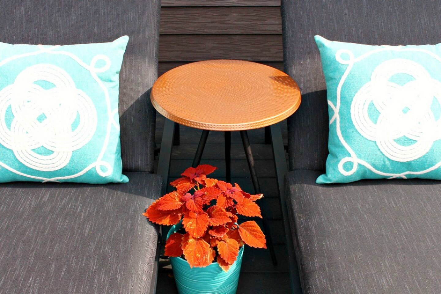 2 Beautiful Copper Spray Paint Makeovers | The BEST Copper Spray Paint