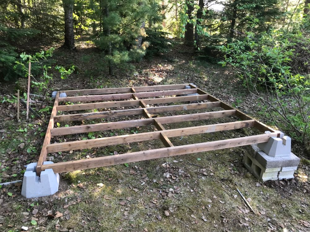How to Build a Shed or Chicken Coop