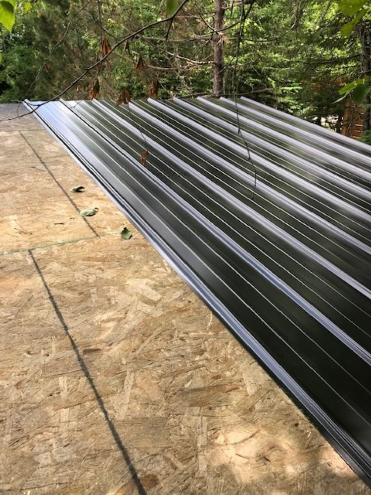 How to Install Metal Roof on Chicken Coop