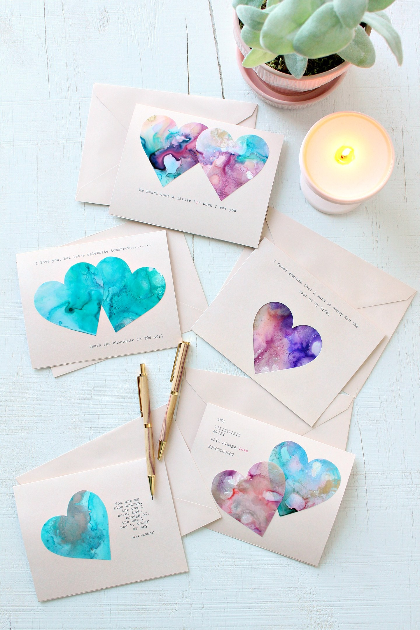 Valentine's Day Cards Kids Can Make