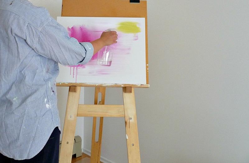 diy art tutorial