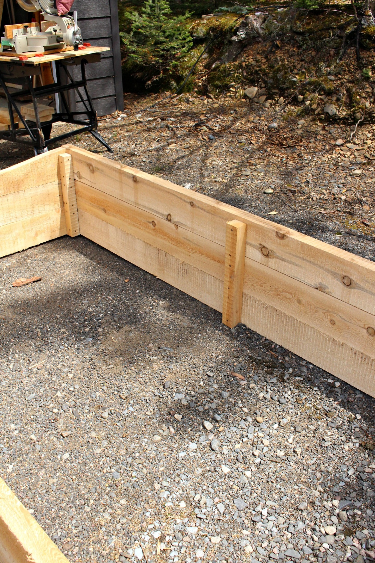 How to Make a Garden Bed