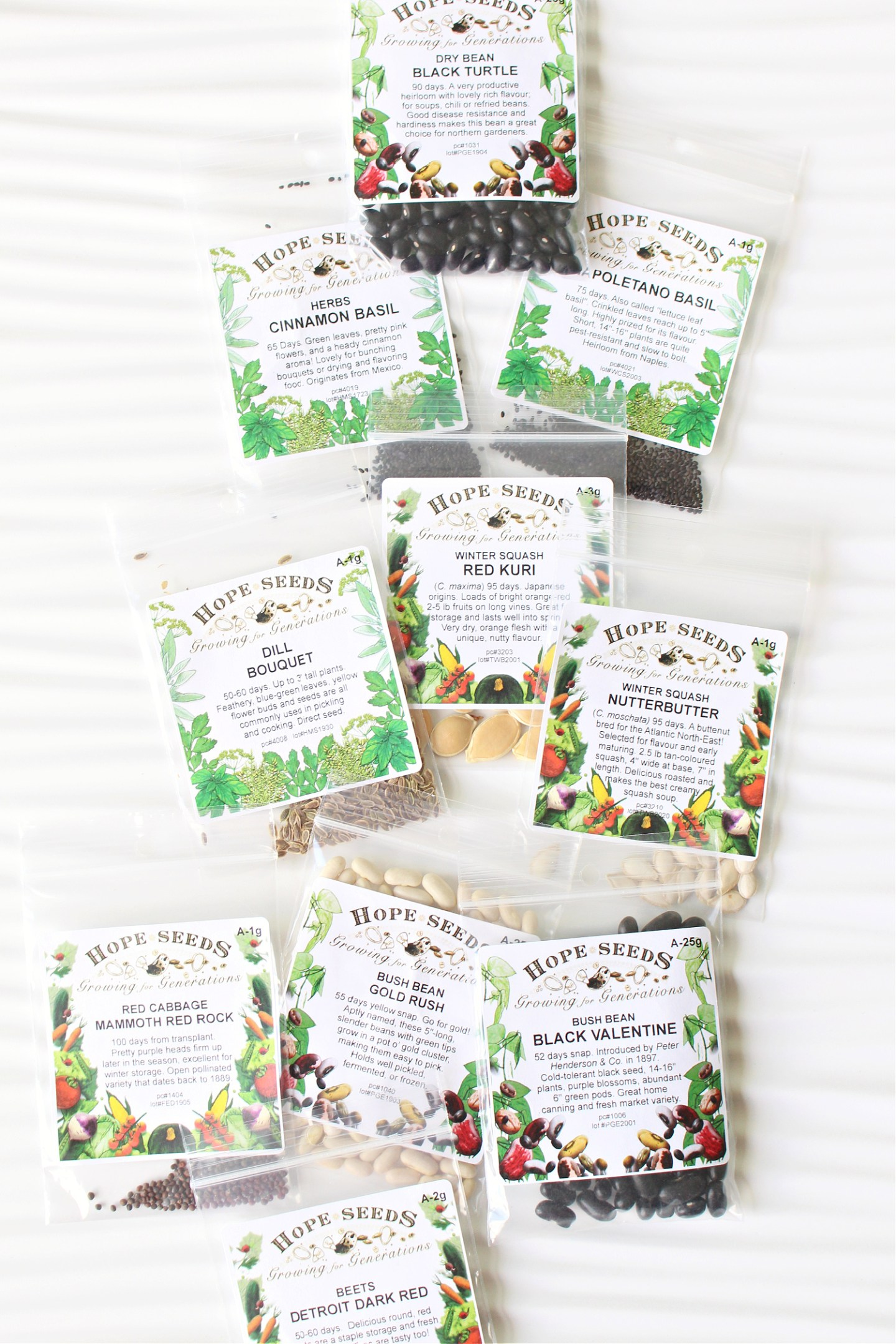 Where to Buy Seeds in Canada: a Review