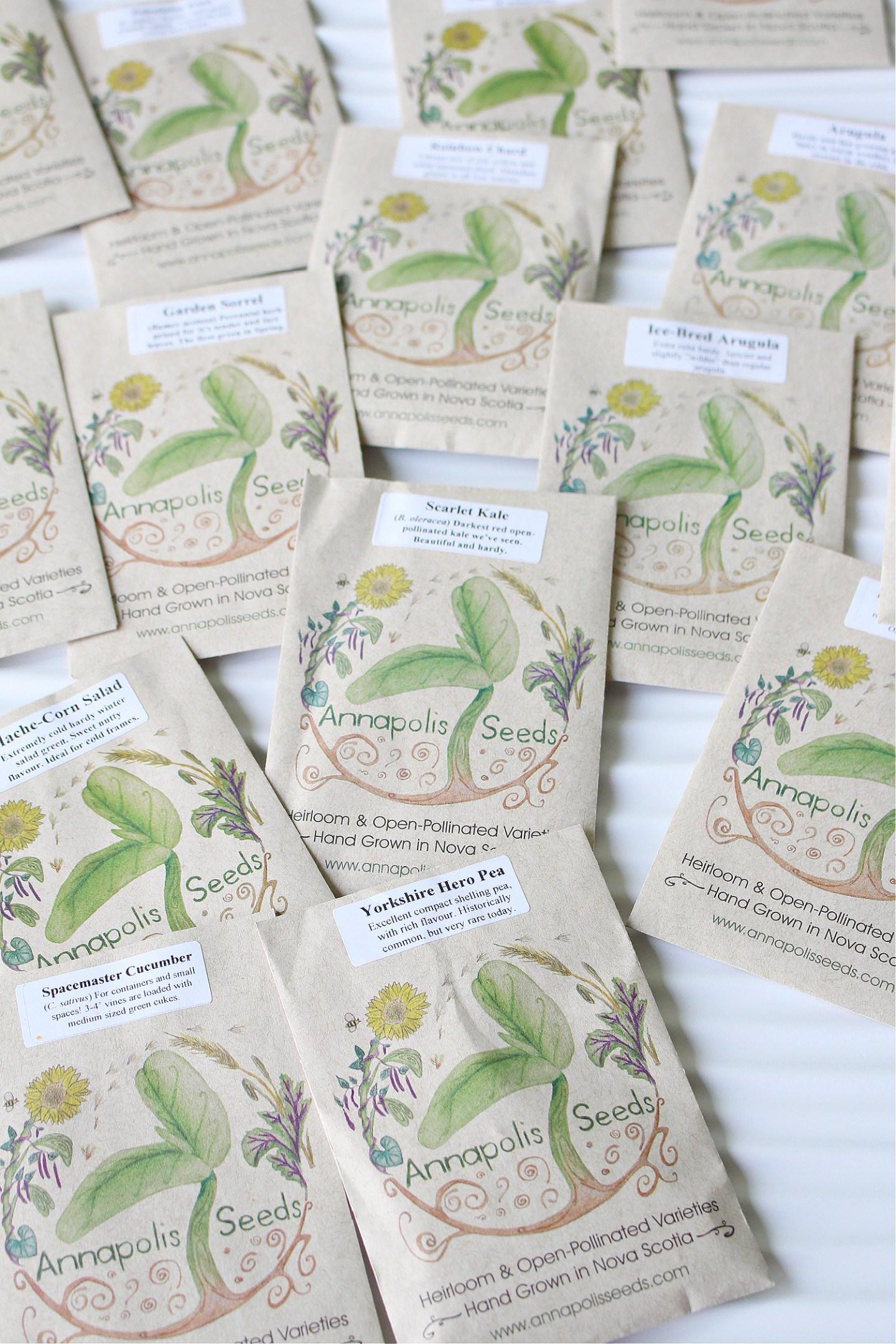 Revue Annapolis Seeds