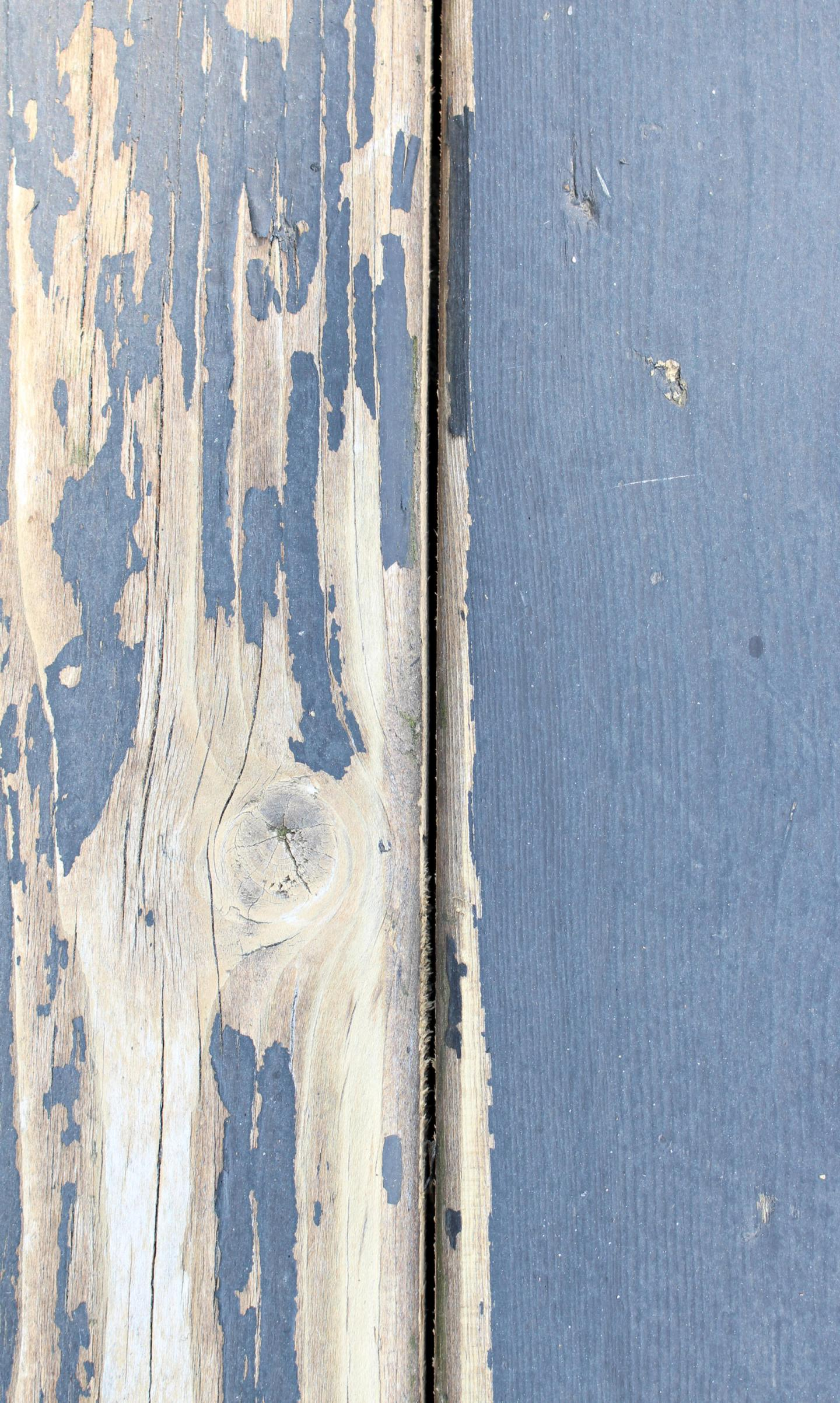 How to Create a Gap Between Deck Boards on Old Deck
