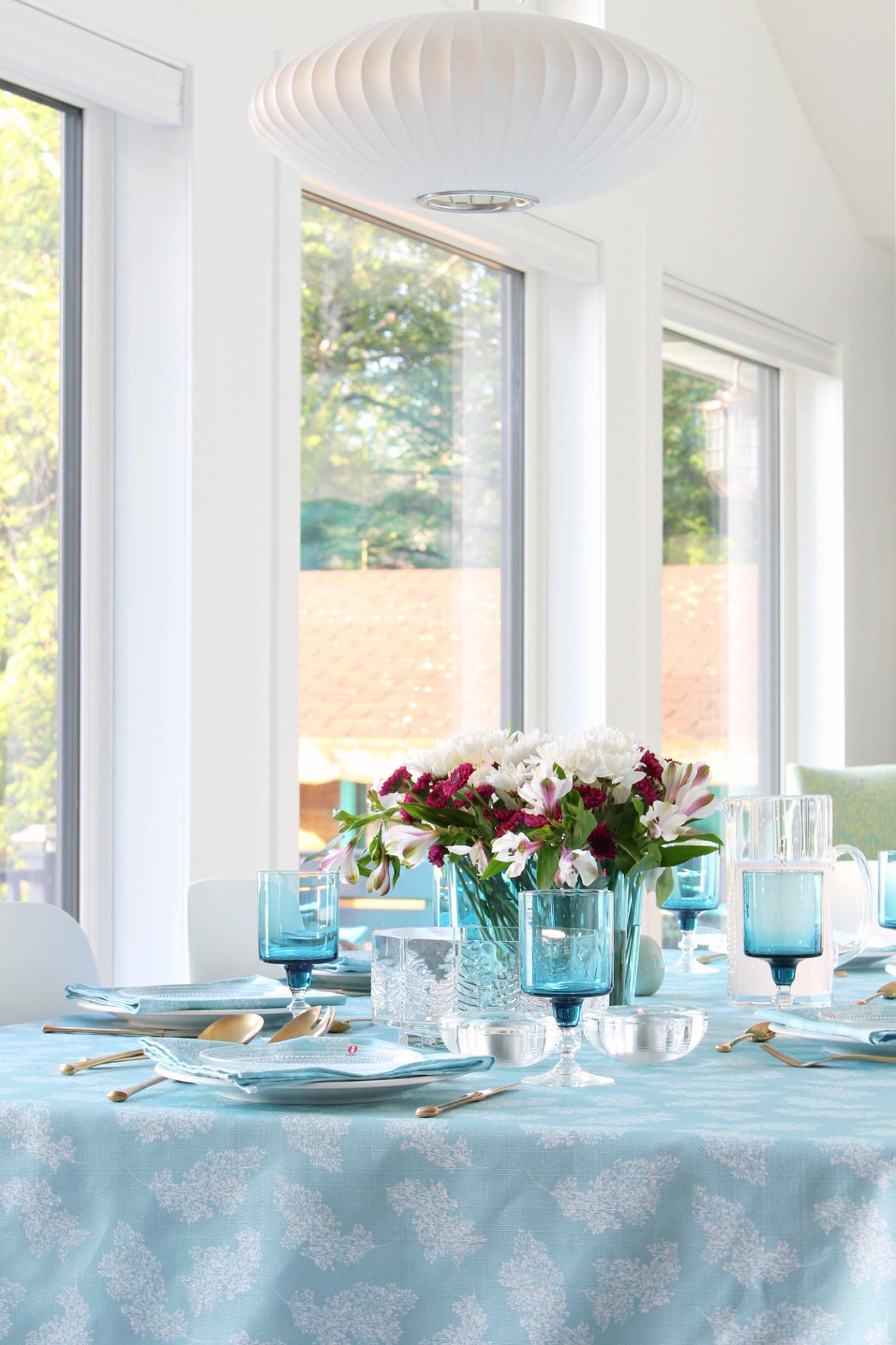 Summer Tablescape Design