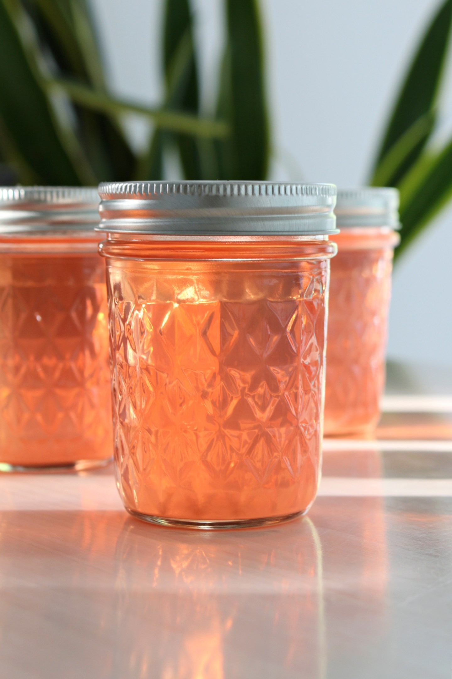 How to Make Rhubarb Simple Syrup