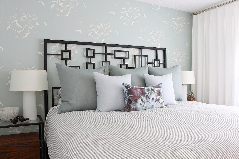 Beachy Bedroom Design