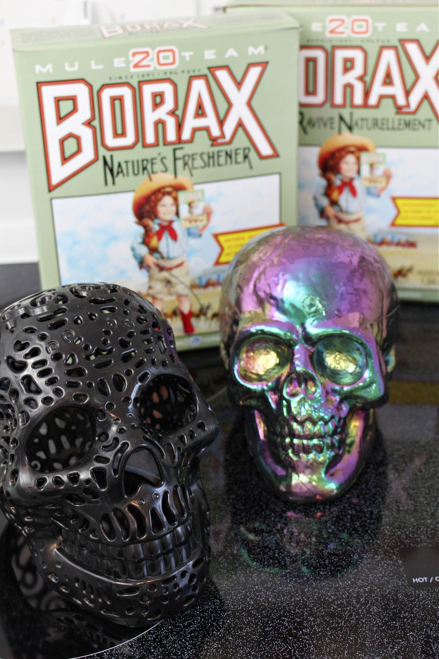 DIY Borax Crystal Skull Tutorial