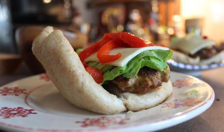 Une recette de sandwich guabao