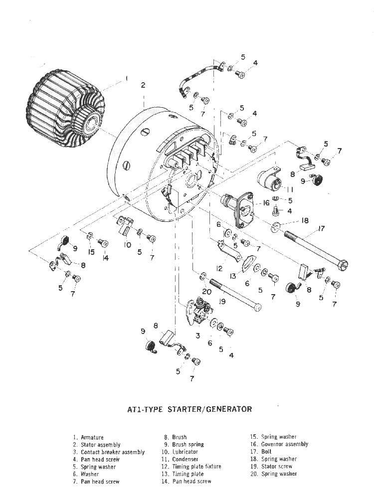 wiring diagram 1985 honda elite