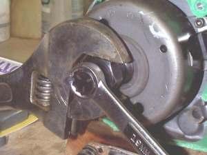 Dan's Motorcycle Flywheel Magos