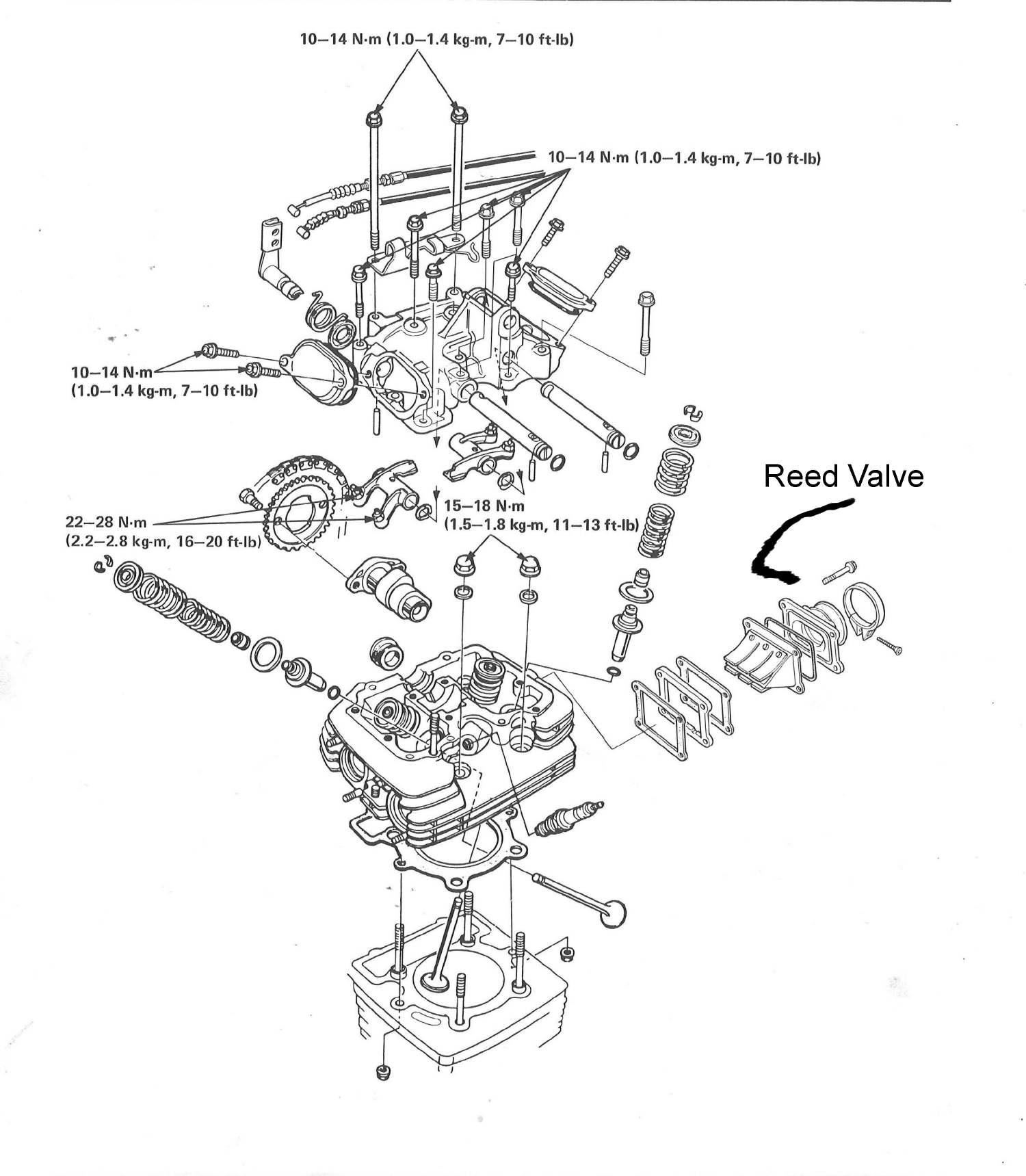 2 Stroke Reed Valve Problems | Wiring Diagram Database
