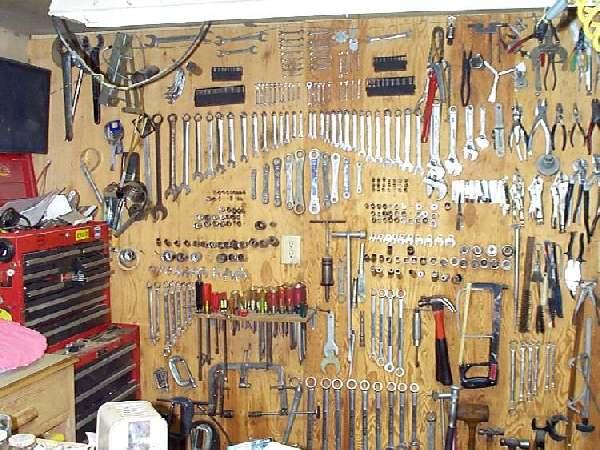 My Tool Board