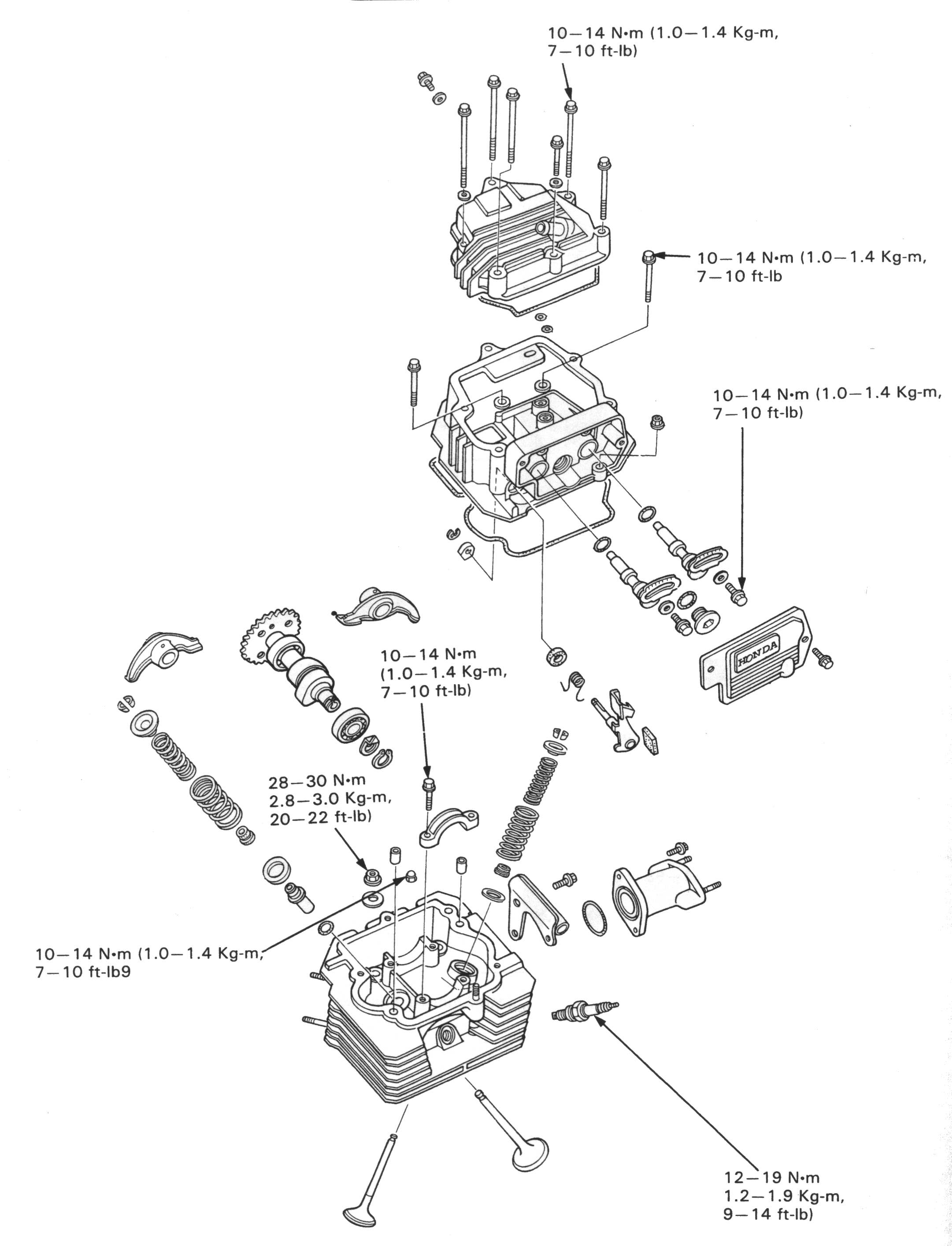 Honda Shadow Valve Adjustment Procedure