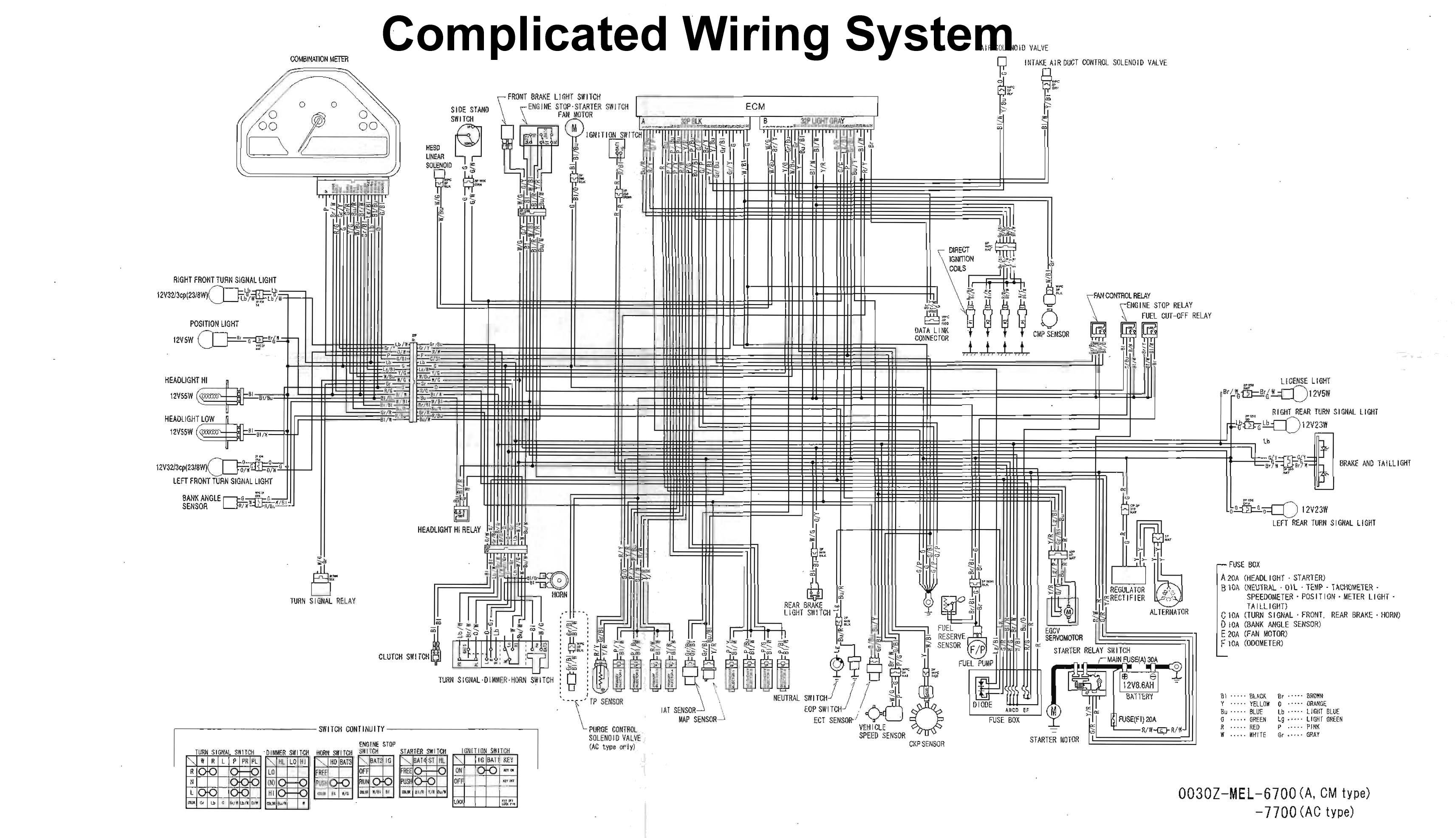 Gem Cart Wireing Diagrams